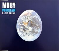 Moby Maxi CD Porcelain (Radio Promo RCDMute252) - Promo - England (M/M)