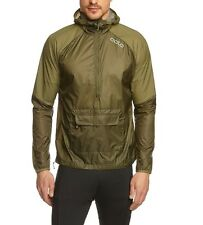 Odlo Air Heritage Jacket windproof Lightweight Packable Size Small