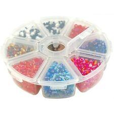 "Multicraft Imports Bead Storage Organizer Box 4"" - 203760"