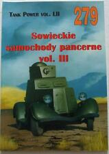 Soviet Armored Cars vol. III  -Militaria Publishing
