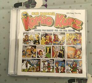 Mike Harding - Komic Kutz CD (2 Discs) Comedy Folk