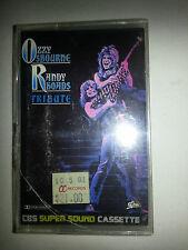 Alice Cooper Randy Rhodes Tribute, Australian Recording Cassette Tape.