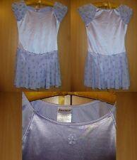 Dance Ballet Tap Baton Twirl Leotard Dress Light Purple Girls size 8
