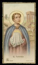 santino-holy card ediz. EB  n.2200 S.TARCISIO M.