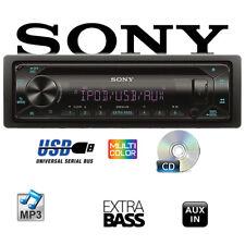 Sony CDX-G3300UV - CD/MP3/USB MultiColor Autoradio Radio 4x55Watt Endstufe 12V