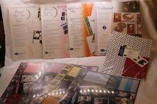 Creative Memories Mounting Paper Lot, Soccer, Celebration, Elegant, Perfect Fit