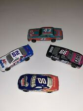 Lot of 4 NASCAR Diecast Loose ERTL Hot Wheels Racing Champions Vintage Petty
