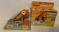 Vintage 1985 Matchbox Motor City Gravel Pit