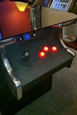 60 Arcade Classics Games Machine  -- RED LED Edition --  **FREE  DELIVERY **