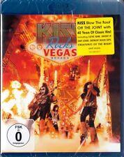 KISS ROCKS VEGAS (Blu-ray Disc) NEU+OVP