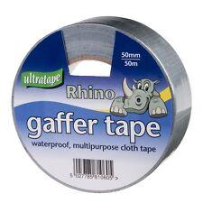 Rhino Gaffer Tape | Silver | Waterproof | Interior | Exterior