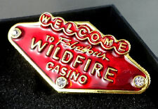 Trinkettes Trinket Box 2in Enamel Welcome to Wildfire Casino Las Vegas New Boxed