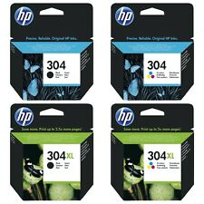 Original HP cartuchos F. Deskjet 3735 3750 3760 3762 3764 Envy 5010 5020 5030