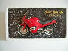 MINICHAMPS BMW R1100 RS RED 1:24 SCALE
