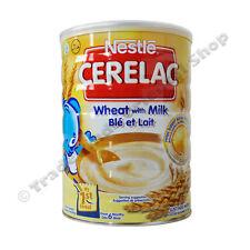 NESTLE cerelac grano con latte - 1kg