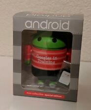 Android Mini Collectible Figure Figurine Google special - Googler in Training
