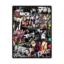 New Personalized Custom My Chemical Romance Travel Home Soft Blanket 58x80 inch
