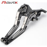 LOGO CB 650F Motorcycle CNC Brake Clutch Levers Fit For Honda CB650F 2014-2018