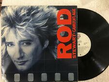 ROD STEWART LP CAMOUFLAGE WEA RECORDS 1984