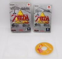 GameCube ZELDA COLLECTION Japan import Nintendo GC The Legend of Zelda Rare