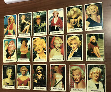 1996 Marilyn Monroe 18 schede USA Phonecard Serie Completa!!! B.E.L. Los Angeles