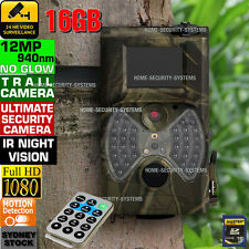 Wireless Home Security Camera Hunting 16GB Motion Activated 1080P No Spy Hidden