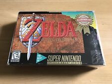Legend Of Zelda: A Link To The Past (SNES) Player's Choice CIB Complete