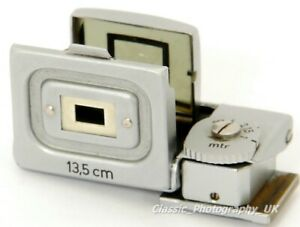 Leitz SYEOO Albada Type Folding SPORT Finder 13.5cm/135mm Lenses on LEICA Canon