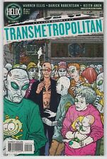 Transmetropolitan #2 - 1st Print Regular Cover by Geof Darrow VFN/NM