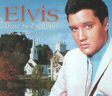 ELVIS PRESLEY 3CD fatbox ex cond PEACE IN THE VALLEY The Complete Gospel Record