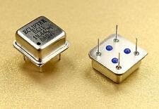 """4 pcs Ecliptek 19.44MHz Crystal Oscillator 1/2"""" HCMOS TTL 5V"""