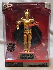 Star Wars The Force Awakens Disney Store Elite Series C-3PO Action Figure