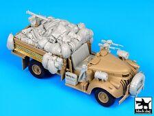 Black Dog 1/35 British SAS / LRDG Chevrolet North Africa 1942 Accs. No.2 T35109