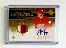 ANTHONY MANTHA 2018-19 Ultimate Signature Laureates /99 Patch Auto 18-19