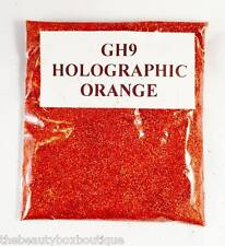 Glitter Eyes - Enedddddd GH 9 – Holographic Orange
