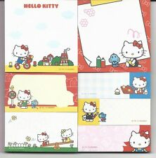 Sanrio Hello Kitty Sticky Notes Tabs From Japan Book of Sticky Notes