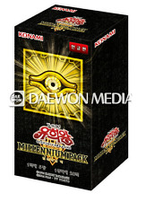 "Yugioh Cards ""Millennium Pack"" (20 Pack) Booster Box / Korean Ver"