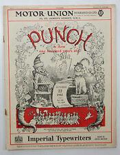 Punch October 22 1941 Vol CCI  5250 Fougasse, J Bernard Partridge, E H Shepard