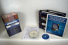 BIG COLLECTION : Internet Marketing Online Business DVD CDs Perry Marshall