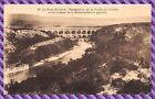 Carte Postale - Le Pont du Gard - Perspective de la vallée du gardon