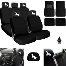 New Unicorn Car Truck SUV Seat Covers Headrest Floor Mats Full Set For VW