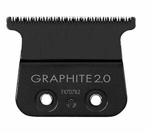 BaByliss PRO FX707B2 Replacement Graphite  2.0 MM T-Blade Deep Tooth  for FX787