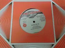 Reggae Vinyl Single Ed Robinson - Ruff Neck.