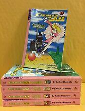 Corrector Yui Keiko Okamoto 1-5 Manga Set Lot English Complete