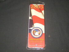 2005 National Jamboree Official Site Map              c24