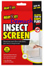 New WINDOW INSECT SCREEN Kit Fly Bug Mosquito Curtain Netting Mesh Net Cover UK✔