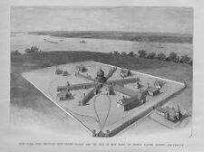 PROPOSED STATE PRISON AND ITS SITE IN THE TOWN OF ESOPUS ULSTER COUNTY HISTORY