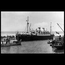 Photo B.000156 SS ST. LOUIS HAPAG HAMBURG AMERICA LINE 1939 OCEAN LINER