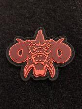 BlizzCon 2017 Blizzard Backpack Badge Booster Velcro Patch Diablo