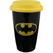 Batman - Logo Classico Ceramica 15.2Cm viaggio tazza con coperchio -